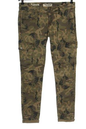 Tally Weijl Slim Jeans Allover-Druck Casual-Look