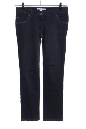 Tally Weijl Slim Jeans schwarz Casual-Look