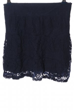 Tally Weijl Lace Skirt blue casual look