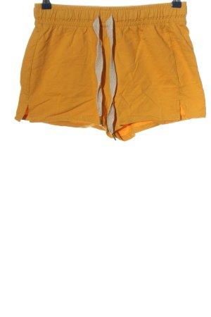 Tally Weijl Sport Shorts light orange casual look