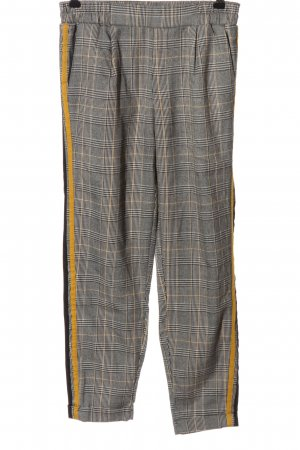 Tally Weijl Stoffhose Karomuster Casual-Look