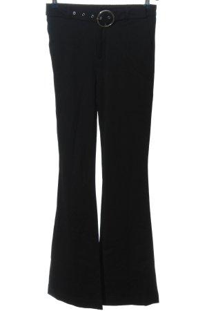 Tally Weijl Stoffhose schwarz Elegant