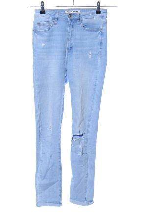 Tally Weijl Jeans stretch bleu style décontracté