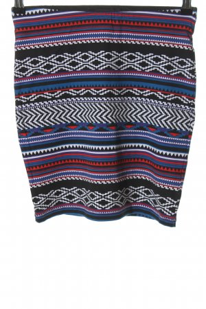 Tally Weijl Stretchrock grafisches Muster Casual-Look