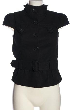 Tally Weijl Knitted Blazer black casual look