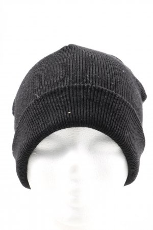 Tally Weijl Knitted Hat black casual look