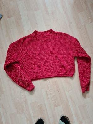 Tally Weijl Maglione lavorato a maglia rosso
