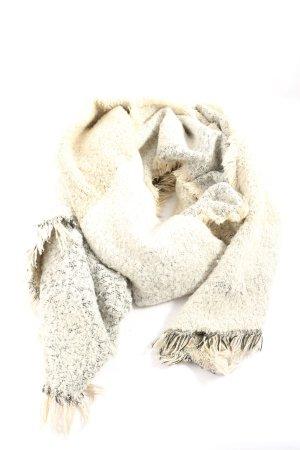 Tally Weijl Bufanda de punto blanco-blanco puro look casual