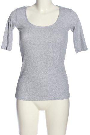 Tally Weijl T-shirts en mailles tricotées gris clair style décontracté