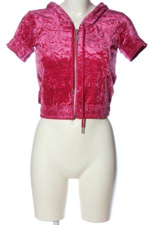Tally Weijl Sweatjacke pink Casual-Look