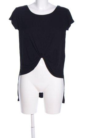 Tally Weijl T-Shirt schwarz Casual-Look