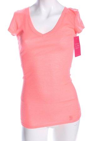 Tally Weijl T-Shirt pink Casual-Look