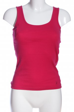 Tally Weijl Tanktop pink Casual-Look