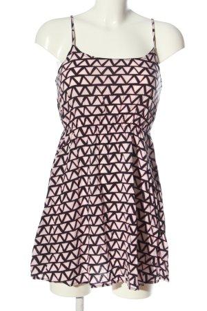 Tally Weijl Vestido tipo overol estampado con diseño abstracto look casual