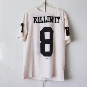 Tally Weijl T-shirt zwart-wit