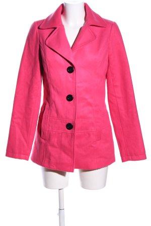 Tally Weijl Übergangsmantel pink Casual-Look
