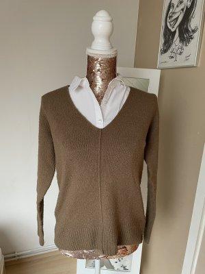 Tally Weijl V-Ausschnitt-Pullover Gr. S