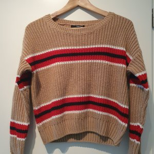 Tally Weijl Maglione lavorato a maglia multicolore