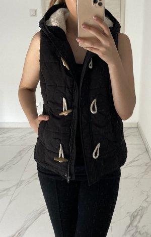 Tally Weijl Hooded Vest black