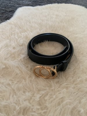 Tally Weijl Belt Buckle black-gold-colored