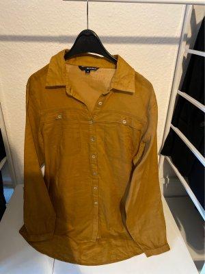 Tally Weijl Camicia blusa marrone chiaro