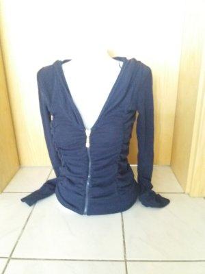 Tally Weijl Veste chemise bleu polyester