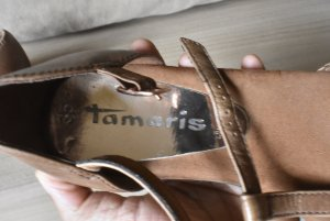 Tamaris Dianette sandalen bruin