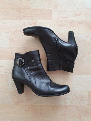 Tamaris Winter boots zwart-zilver