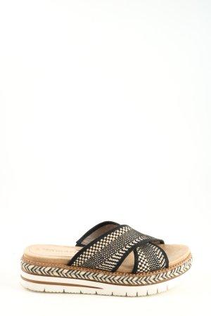 Tamaris Sandalo con tacco modello misto stile casual