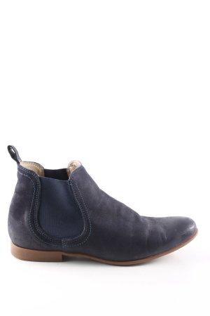 Tamaris Ankle Boots blau Casual-Look
