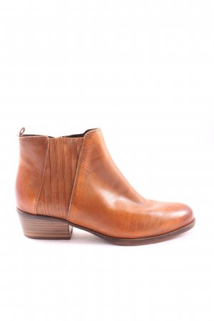 Tamaris Ankle Boots brown casual look