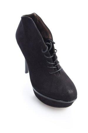 Tamaris Ankle Boots schwarz klassischer Stil