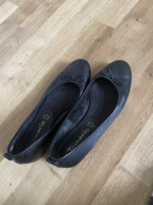 Tamaris Classic Ballet Flats black