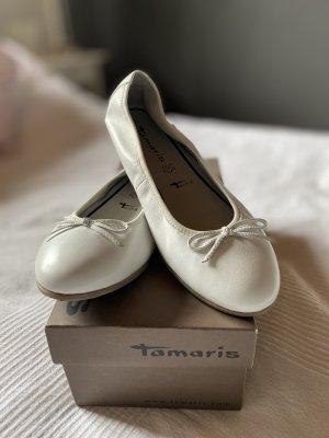 Tamaris Ballerinas *neu* weiss