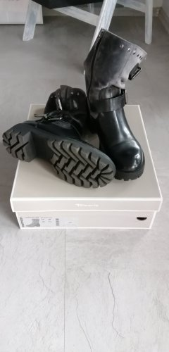 Tamaris Booties black-grey