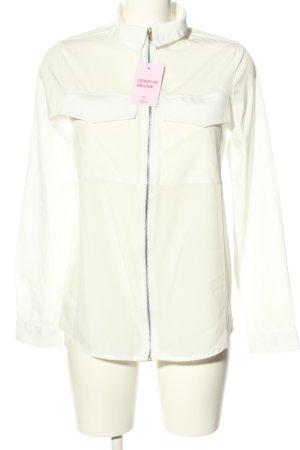 Tamaris Giacca a blusa bianco stile casual