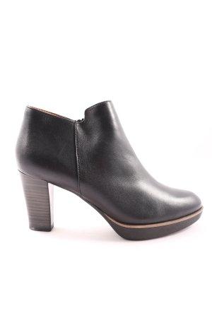 Tamaris Botki czarny W stylu casual