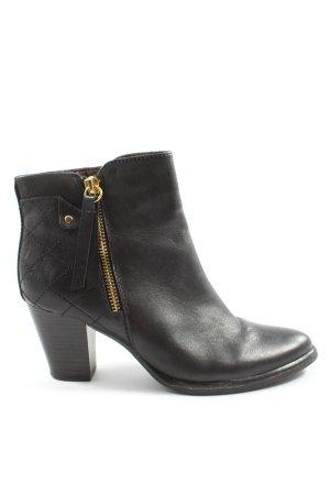 Tamaris Bottillons noir style d'affaires