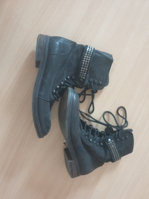 Tamaris Boots 37 schwarz