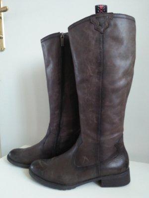 Tamaris Snow Boots black brown