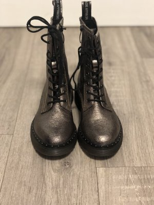 Tamaris Boots in Silber