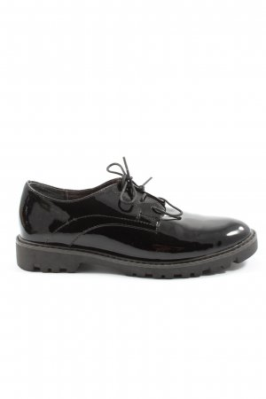 Tamaris Budapest schoenen zwart casual uitstraling