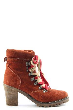 Tamaris Desert Boots braun Casual-Look