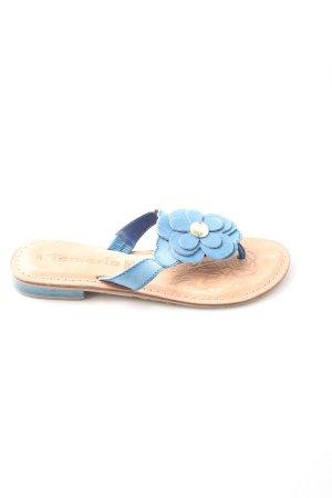 Tamaris Dianette Sandals cream-blue casual look