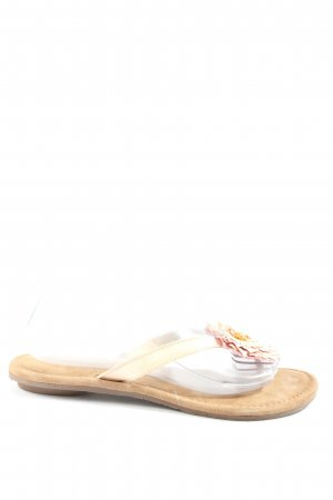Tamaris Dianette Sandals white-natural white casual look