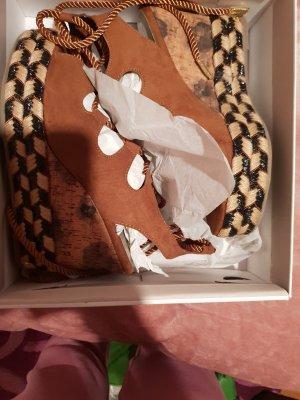 Tamaris Romeinse sandalen veelkleurig