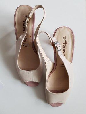 Tamaris Echtleder Schuhe Gr 36