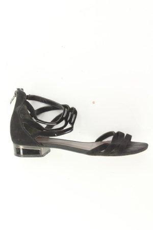Tamaris Sandals black leather