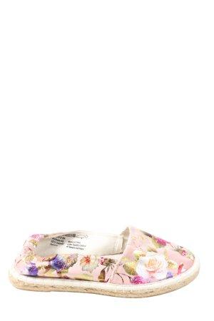 Tamaris Espadrille sandalen bloemenprint casual uitstraling