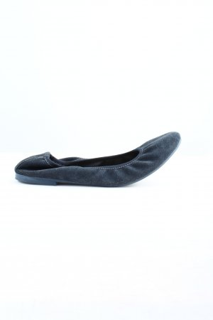 Tamaris Foldable Ballet Flats black casual look